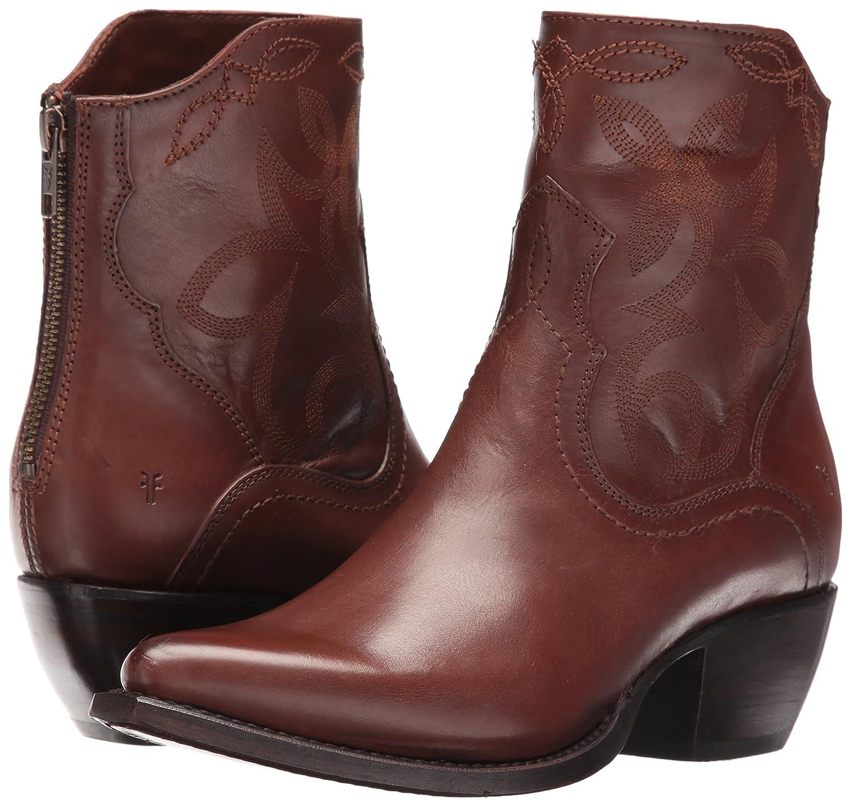 5a8d0535d73 ... FRYE Women s Shane Embroidered Short B(M) Western Boot B01BNWQDZY 7.5  B(M ...