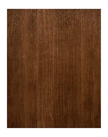York Wallcoverings RN1019 Modern Rustic Wood Wallpaper Dark Chocolate Brown Lines