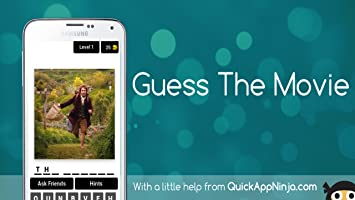 Amazon.com: Guess The Movie: Appstore for Android