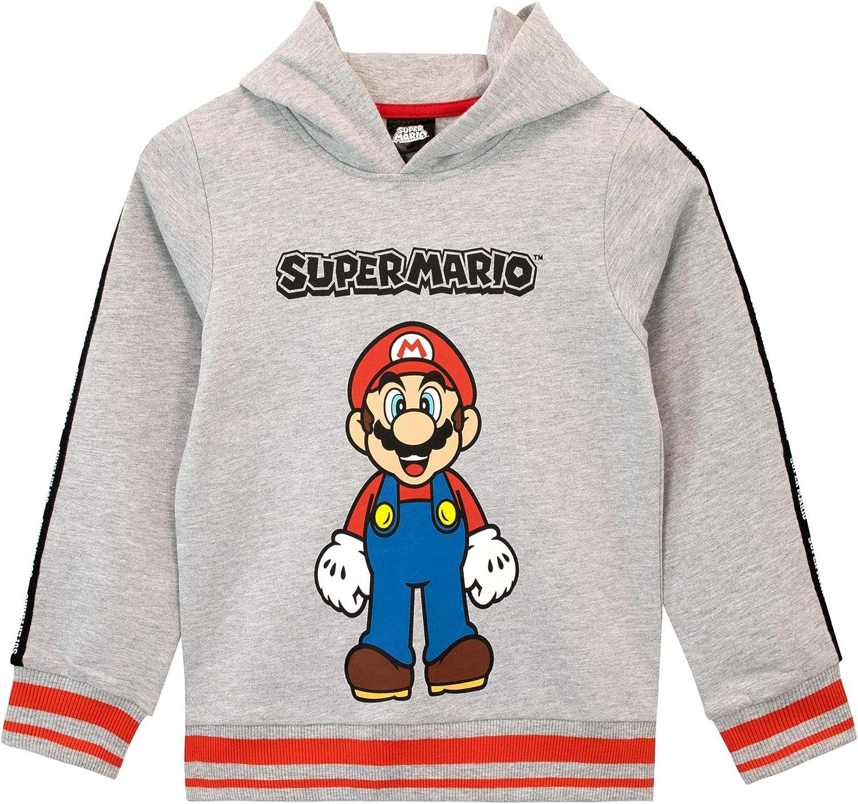 Super Mario Boys Hoodie