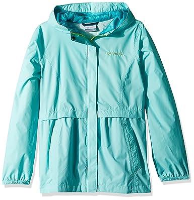 5dbaedaff04 Columbia Girls Pardon My Trench Rain Jacket Rain Jacket  Amazon.co.uk   Clothing