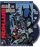 Batman: Assault on Arkham Special Edition (DVD)