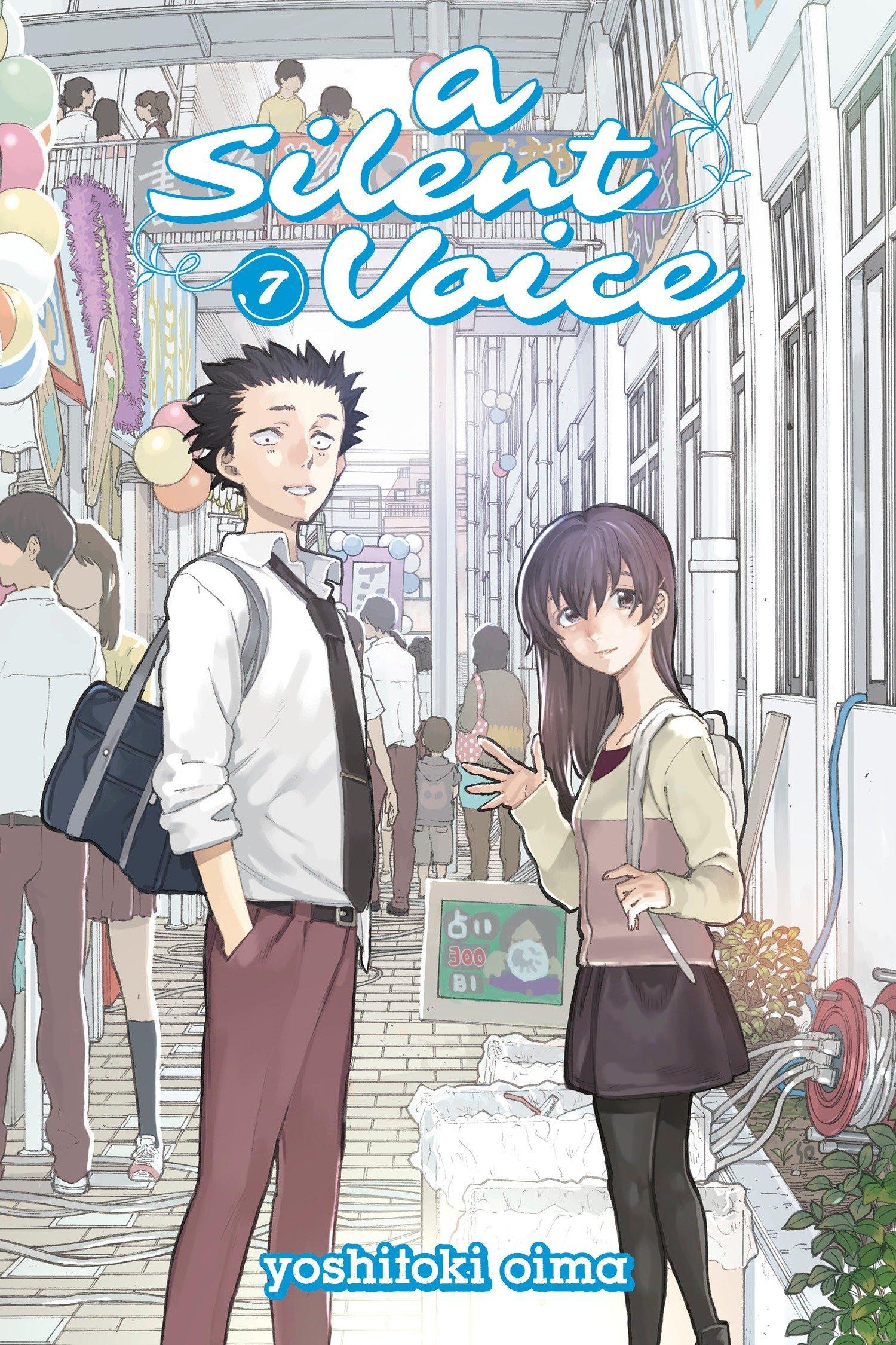 A Silent Voice 7: Amazon in: Yoshitoki Oima: Books