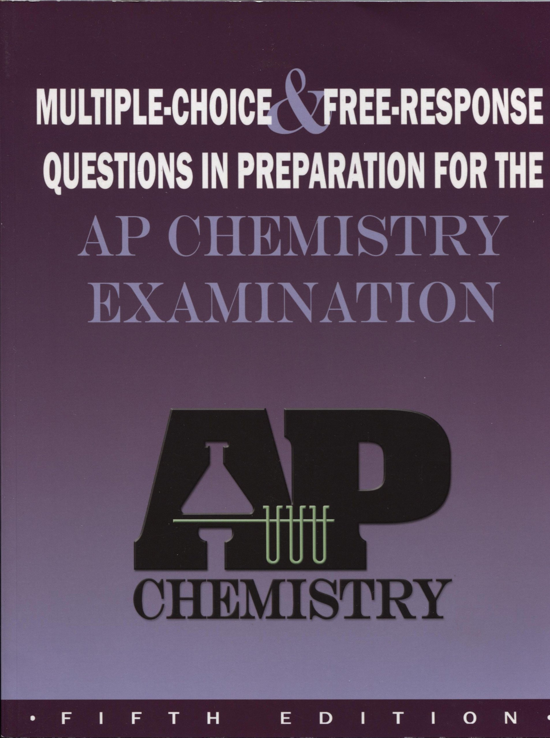 Multiple Choice Free Response Questions In Preparation For The Ap Chemistry Examination Peter E Demmin David W Hostage Amazon Com Books