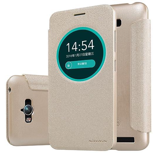 24 opinioni per MYLB Caso Custodia case cover Per Asus Zenfone Max ZC550KL smartphone (Champagne