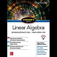 Schaum's Outline of Linear Algebra, Sixth Edition (Schaum's Outlines)