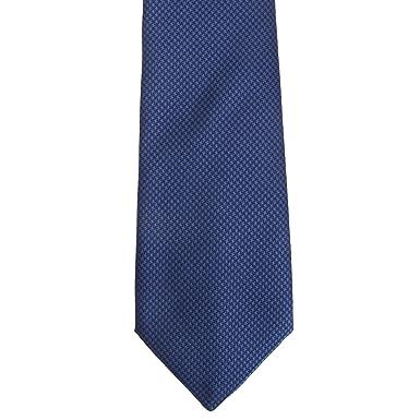 Premier Tie - Corbata dibujo bicolor Pata de gallo Hombre ...