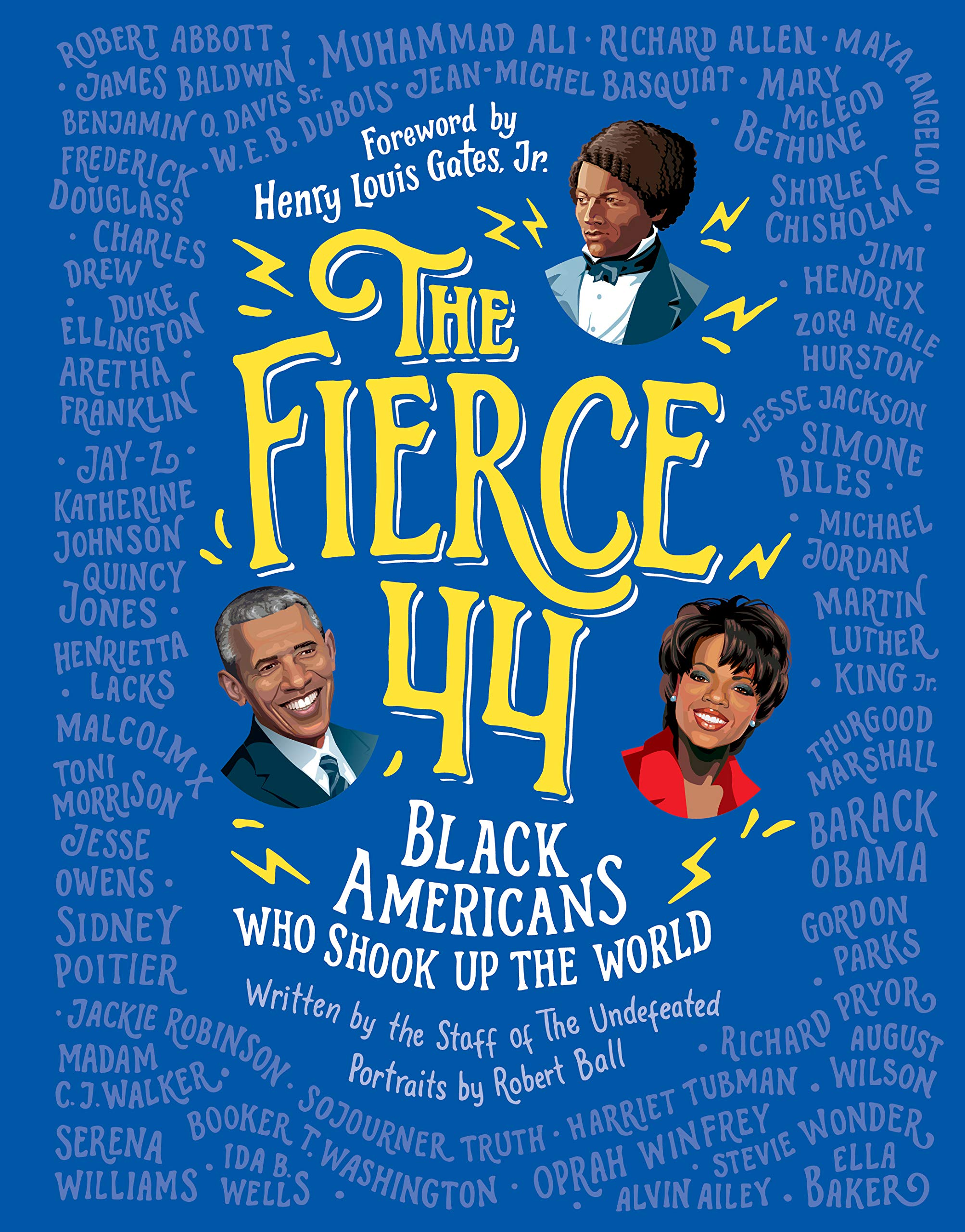 Image result for the fierce 44 book