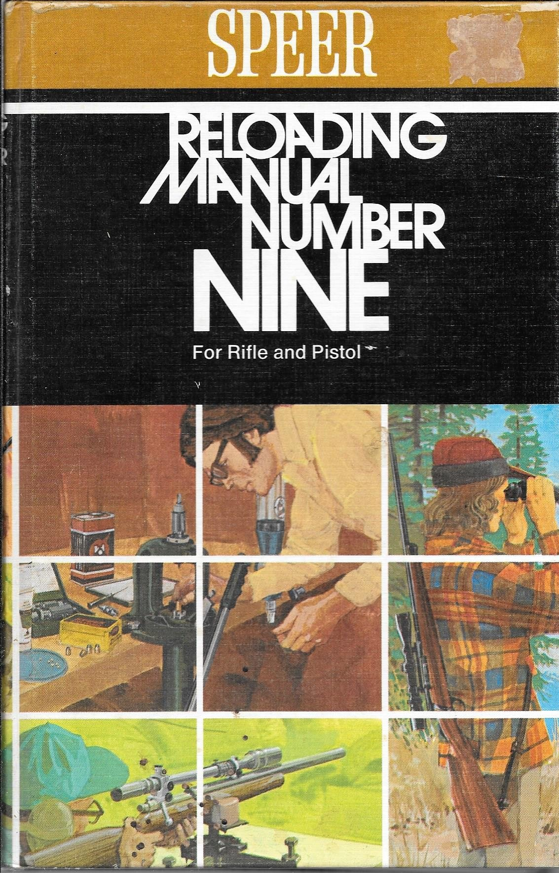 Reloading Manual Number Nine for Rifle and Pistol: Research