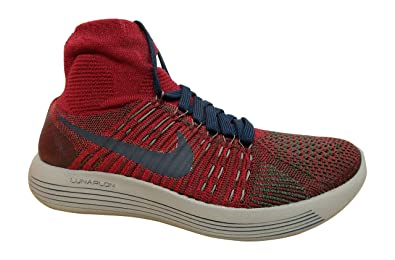 separation shoes 42722 3d796 Nike Lunarepic Flyknit GYAKUSOU Mens Running Trainers 823113 Sneakers Shoes  (US 7, Team red