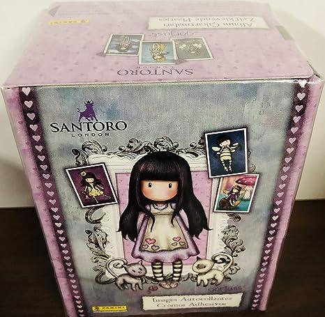 Gorjuss Santoro London Album Box 50 Bustine Figurine Stickers Panini Pegat Sets Y álbumes Deport Coleccionismo