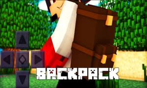Mods : Backpack Mod for MCPE by Backpack Corp.