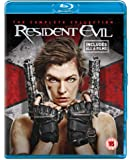 Resident Evil: The Complete Collection [Blu-ray] [2017]
