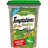 TEMPTATIONS MixUps Crunchy and Soft Cat Treats, 16 oz.
