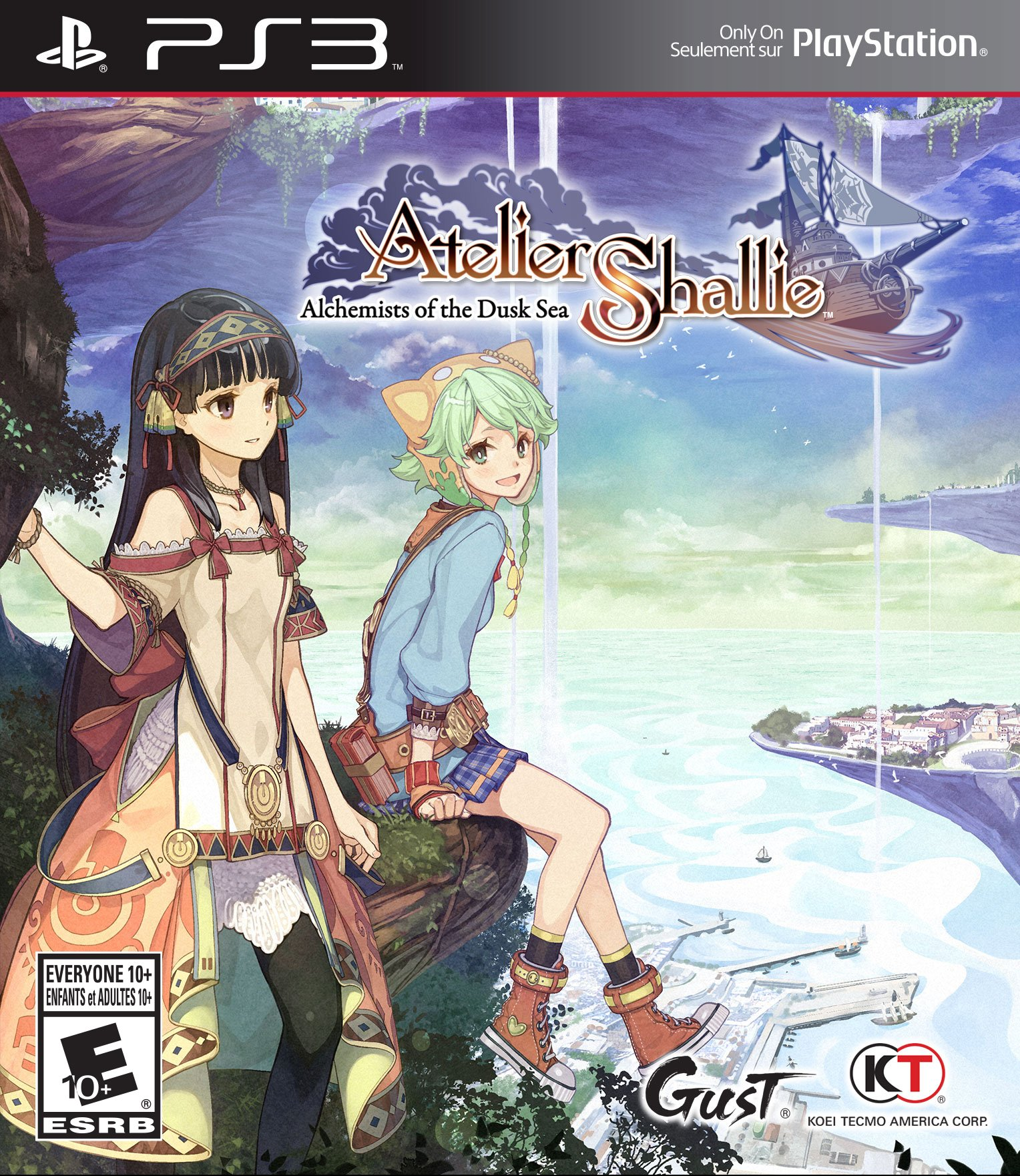 Atelier Shallie: Alchemists of the Dusk Sea - PlayStation 3