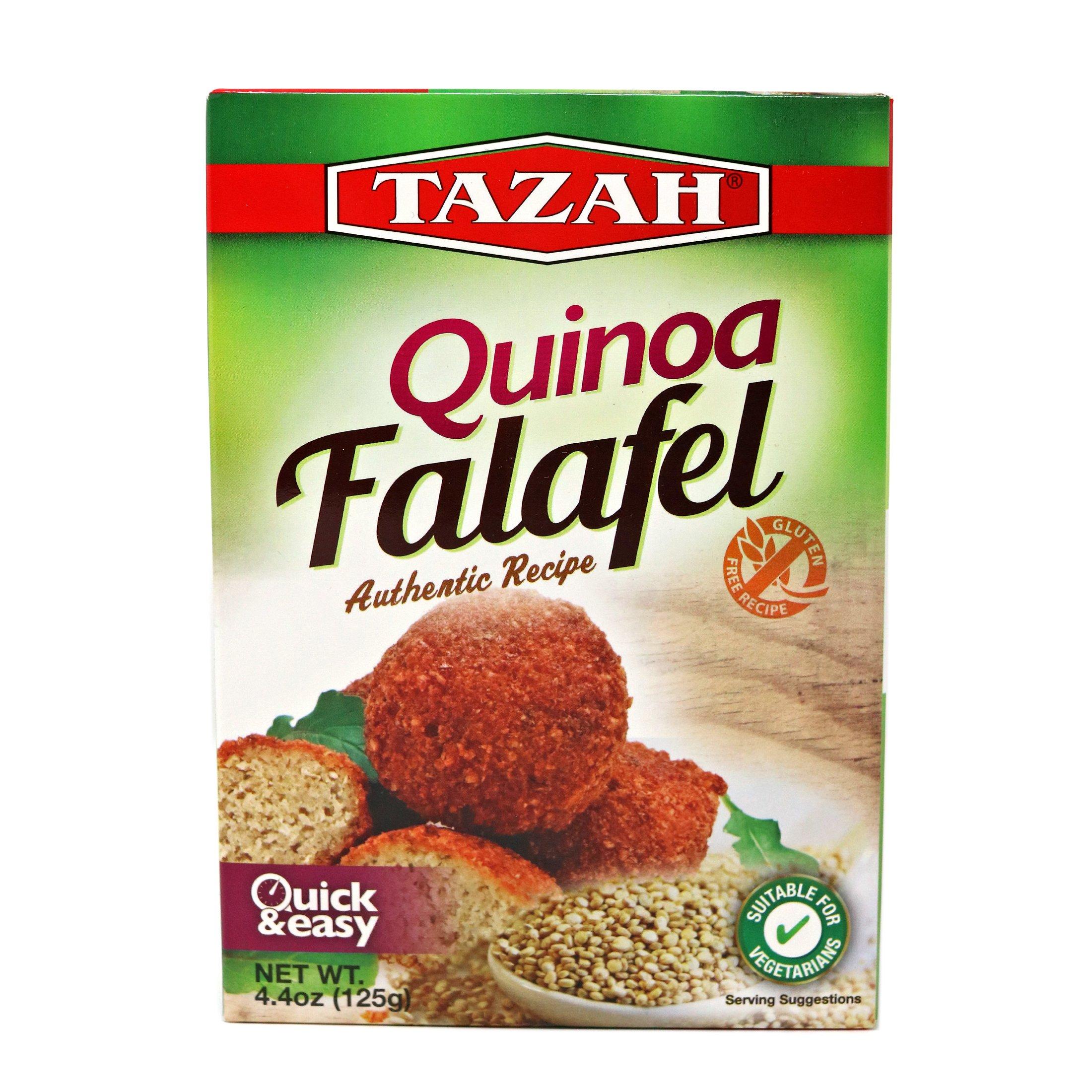 Tazah Quinoa Falafel Mix 4.4 Oz / 125 Gr by Tazah