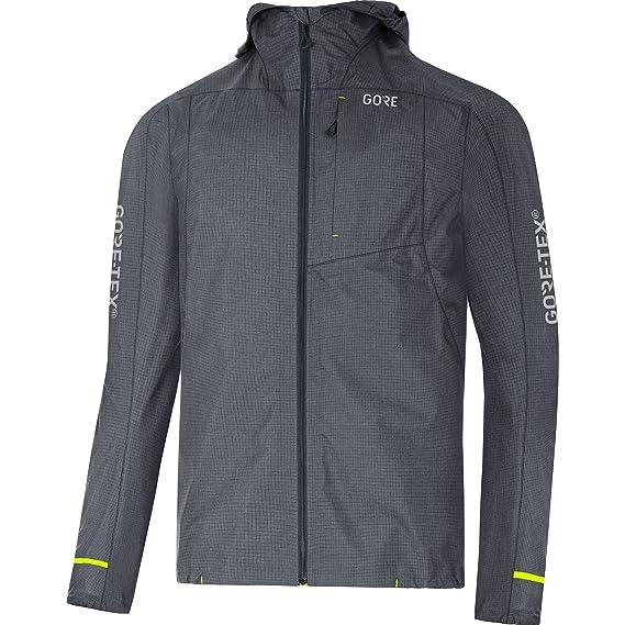Gore Wear, Hombre, Chaqueta Impermeable con Capucha, Gore C5 Gore-Tex Trail Hooded Jacket, 100254: Amazon.es: Deportes y aire libre