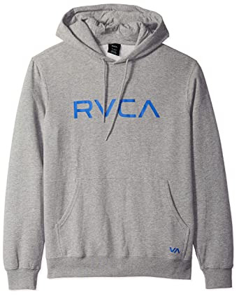 Amazon.com  RVCA Men s Big Logo Pullover Hoodie  Clothing ac4ccddf7