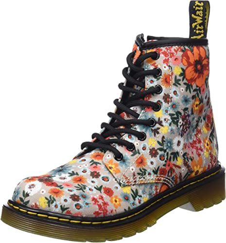 NEW IN THE BOX DR MARTENS 1460 T WANDERFLOWER  FOR TODDLER