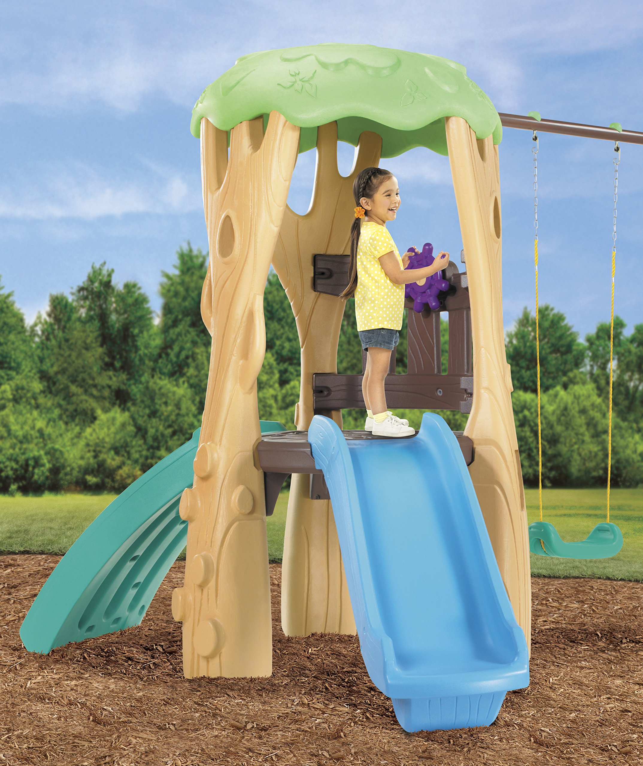 Little Tikes Tree House Swing Set by Little Tikes (Image #1)