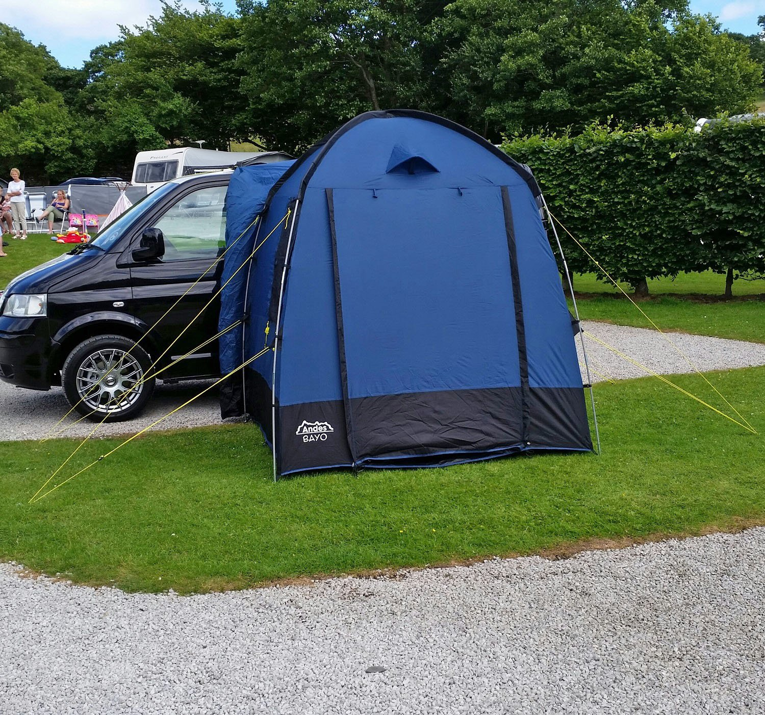 Andes Bayo Driveaway Awning C&ing C&ervan Motorhome Tent 200 x 300cm Amazon.co.uk Sports u0026 Outdoors : motorhome tent - memphite.com