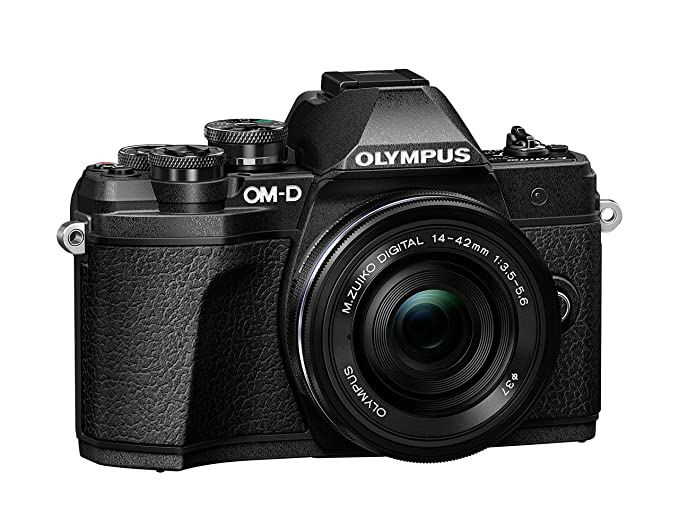 Evil Olympus OM-D E-M10 Mark III