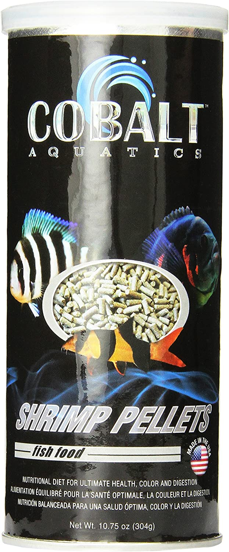 Cobalt Aquatics Shrimp Pellets 10.75oz