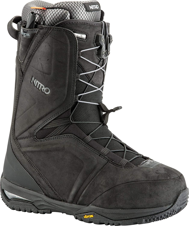 Black Nitro Snowboards Men's Team TLS Boots