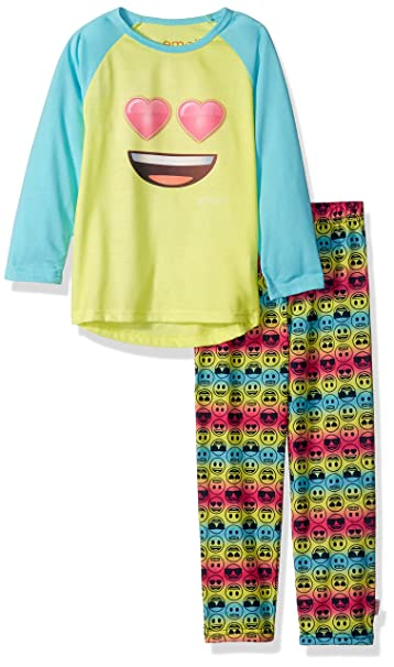 EMOJI Toddler Girls' L23818, Multi, 2T