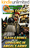 Flash and Bones and The Uprising in Angel's Army: The Greatest Minecraft Comics for Kids