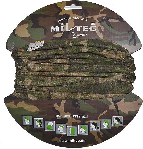 Multitarn Camo MULTIFUNCTION HEADGEAR Army Schal Balaclava Scarf Bandana Snood