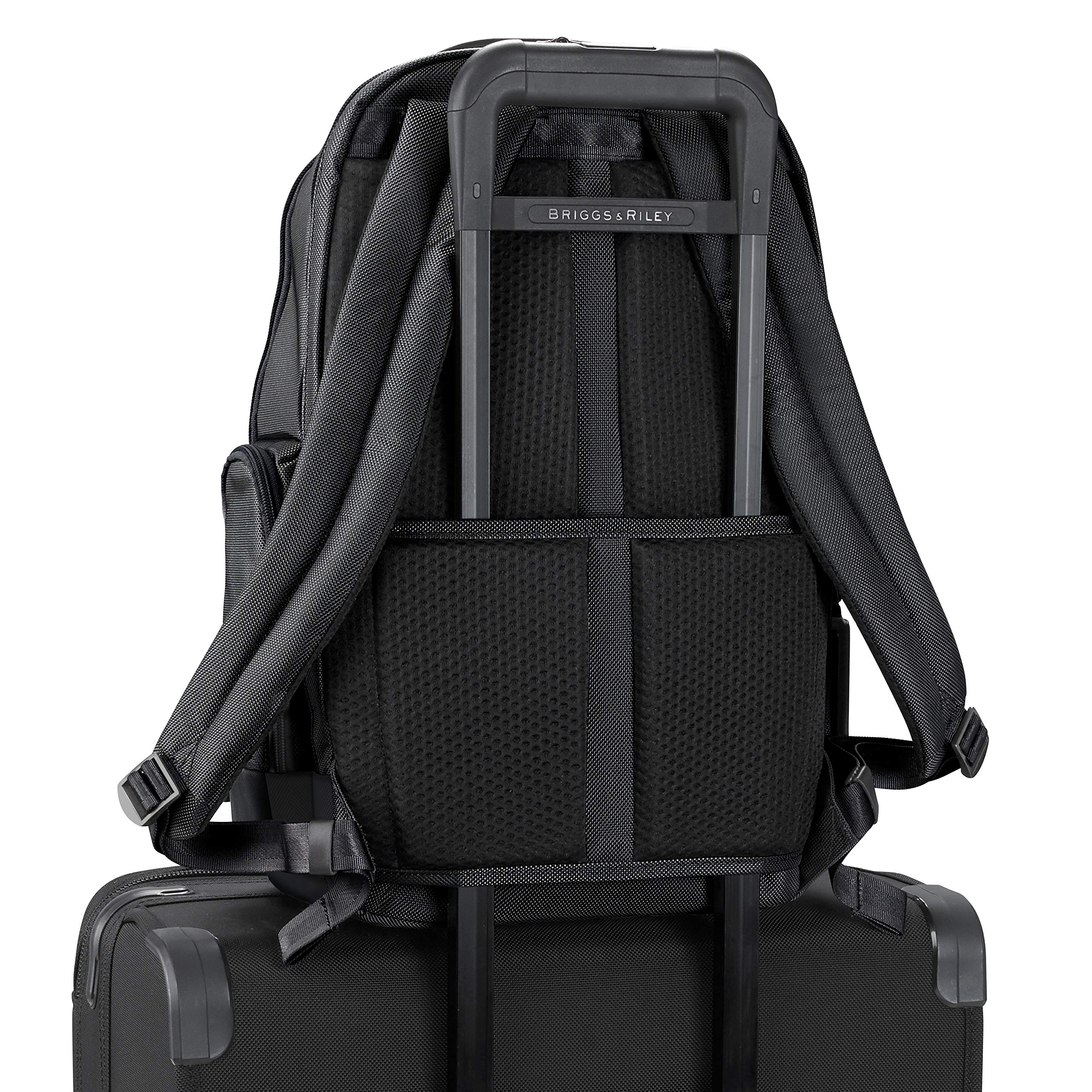 Briggs & Riley @work Medium Cargo Backpack, Black by Briggs & Riley (Image #9)
