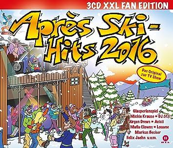 Apres Ski Hits 2016-3cd Xxl Fan Edition                                                                                                                      CD