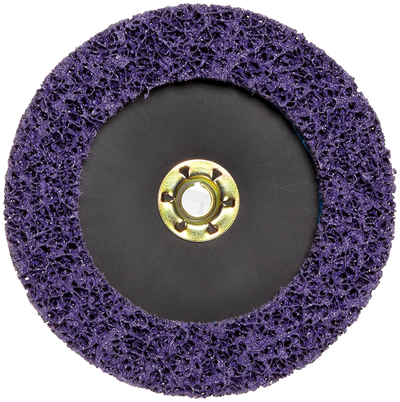7 x NH Silicon Carbide Clean /& Strip XT Disc Purple 3M Scotch-Brite CX-DN Extra Coarse Grit