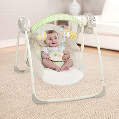 Ingenuity-Soothe'n-Delight-Portable-Swing