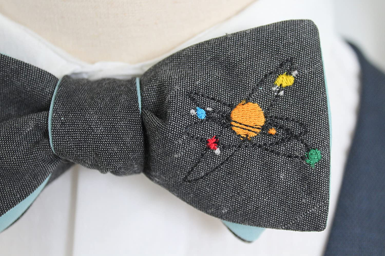 Solar System Bowtie by Handsome/&Lace