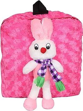 Tickles Bunny Soft Toy School Shoulder Bag 3 litres