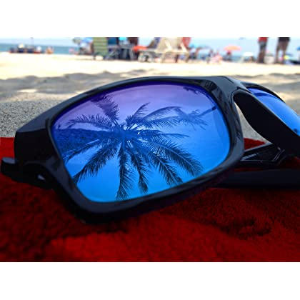 7144bc861b ... cheap great quality fits perfectly royal blue oakley fuel cell lenses  polarized by lens swap.
