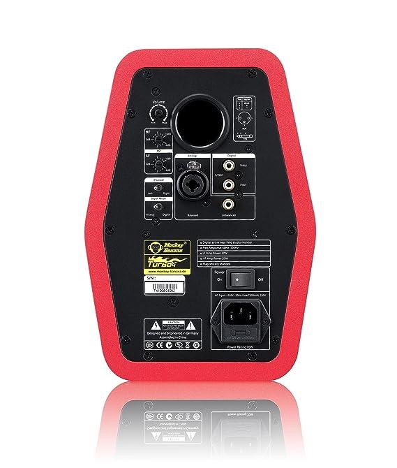 Monkey Banana Turbo 4 Monitor de estudio de cercanía activo: Amazon.es: Instrumentos musicales
