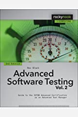 Advanced Software Testing - Vol. 2, 2nd Edition: Guide to the ISTQB Advanced Certification as an Advanced Test Manager Kindle Edition