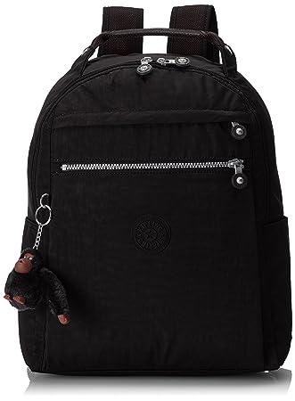 Kipling Micah Mochila Tipo Casual, 39 cm, 24 litros, Color Negro (Black): Amazon.es: Equipaje