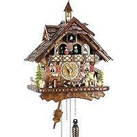 Reloj de cuco de madera real de Eble