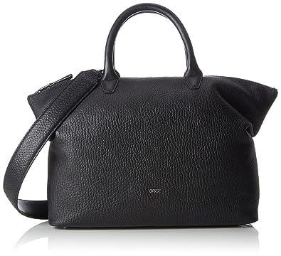 59ba568a0e BREE Icon Bag, Black, Bag S18, Sacs menotte femme, Schwarz (Black),  12x38x32 cm (B x H T): Amazon.fr: Chaussures et Sacs