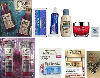 Women's Daily Beauty Sample Box + $11.99 Amazon credit