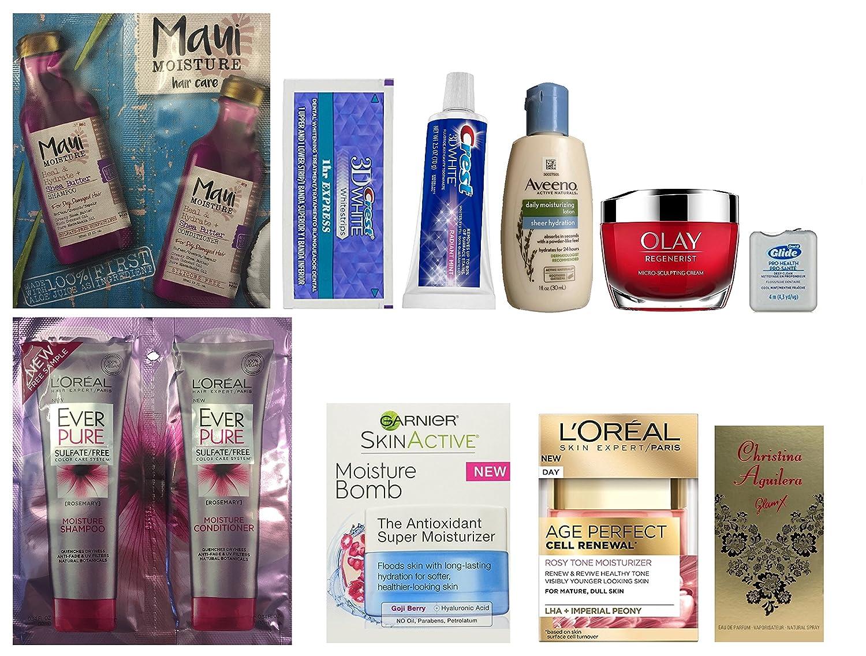 FREE Women's Daily Beauty Samp...