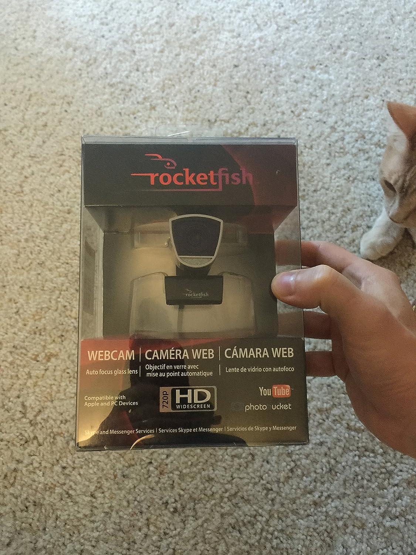 Rocketfish RF-HDWEB Webcam Treiber Windows 10