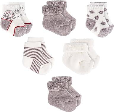 Jacobs Calcetines de recién nacido/Patucos bebé de algodón - Lote ...