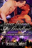 Never Gonna Say Goodbye (The Underground Book 3)