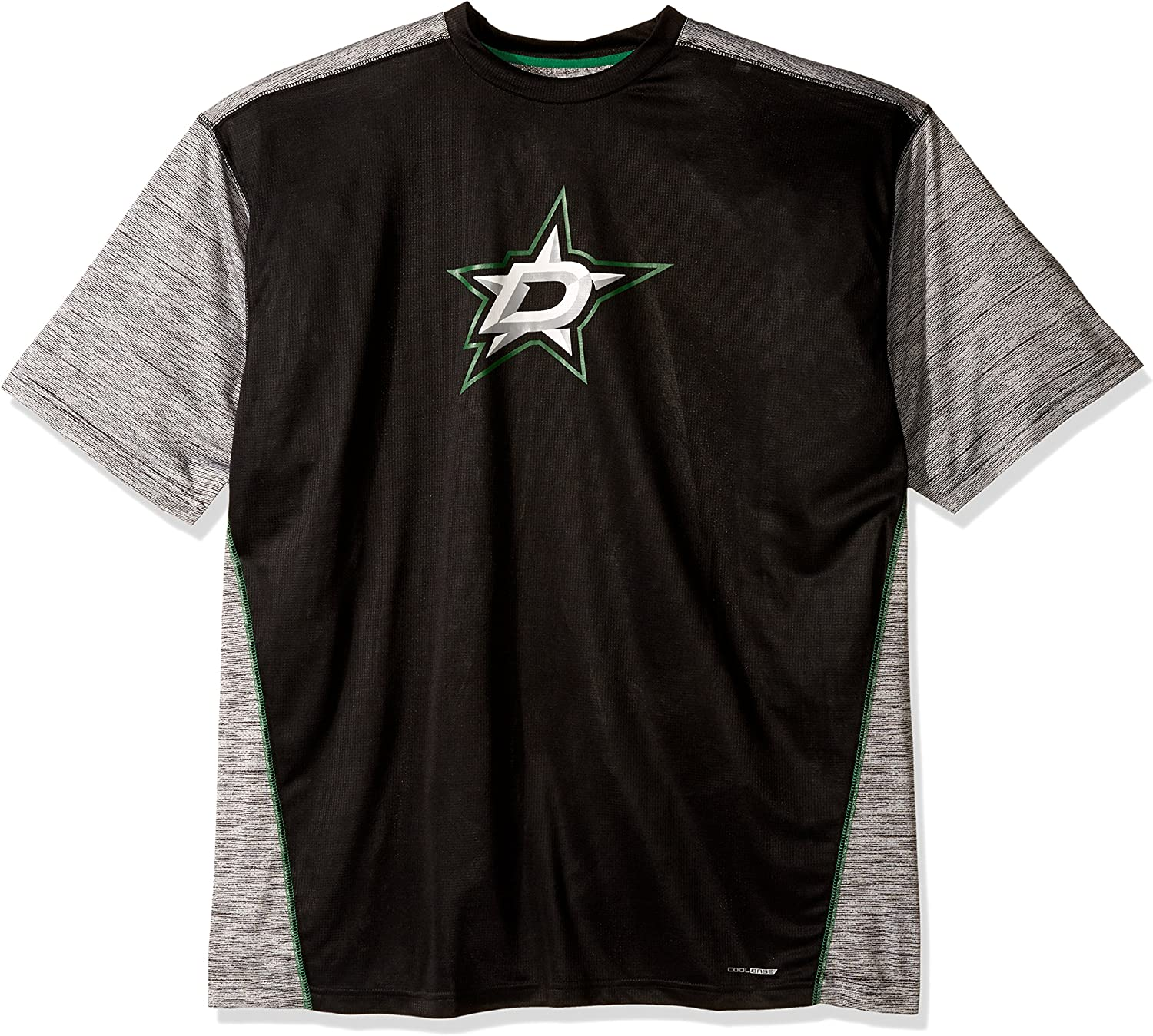 Profile Big /& Tall NHL Children Short Sleeve Pieced Poly Tee