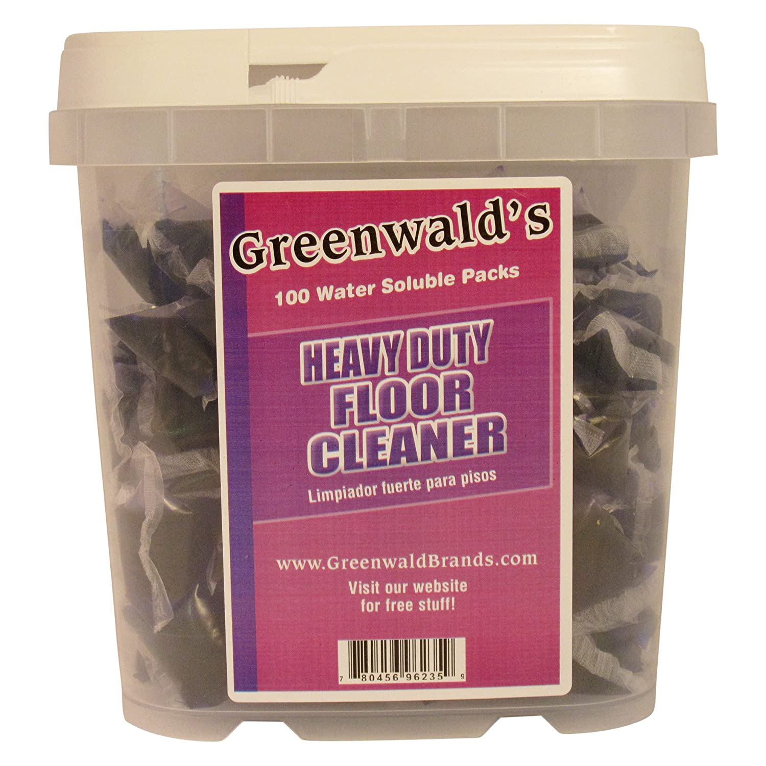 Amazon Greenwald s Heavy Duty Floor Cleaner for Hardwood